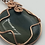 Thumbnail: Adventurine Stone Copper Wire Wrapped Necklace