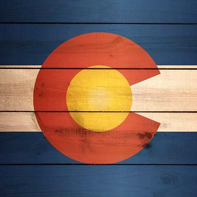 Colorado State Flag Logo