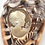 Thumbnail: Vintage Italian Hand Carved Conch Cameo Shell