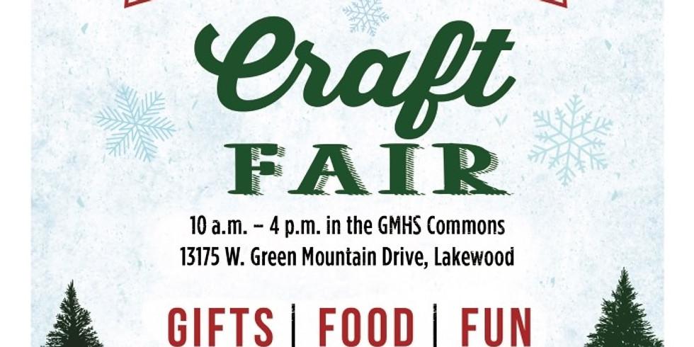 Green Mountain High School Craft Fair