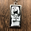 """Thumbnail: Picture Frame Necklace """"Angels & Outlaws"""""""