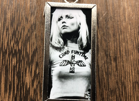 """Picture Frame Necklace """"Angels & Outlaws"""""""
