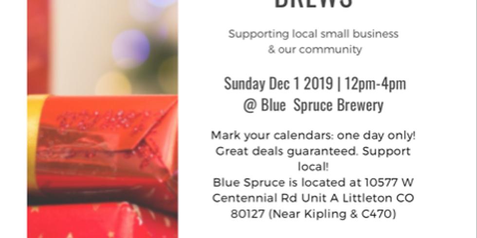 Shop , Gather & Brews