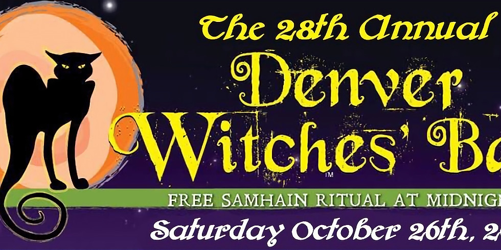 28th Annual Denver Witches' Ball