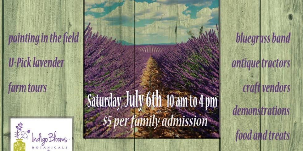 2nd Annual Lavender Festival