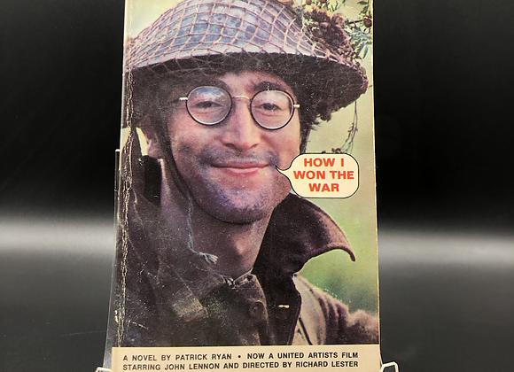 John Lennon How I Won the War Book by Patrick Ryan