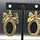 Thumbnail: Vintage Cameo Earrings