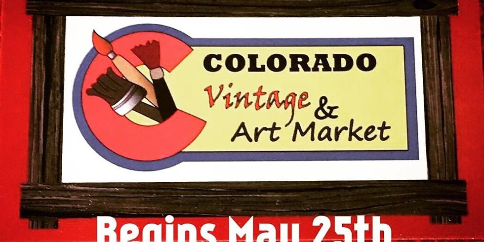 COLORADO VINTAGE & ART OUTDOOR MARKET