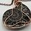 Thumbnail: Ammonite Necklace & Earrings Set