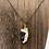Thumbnail: Mink & Lapis Copper Necklace