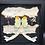 "Thumbnail: Knocking on Heaven's Door 9""x9"" Framed Butterfly Art"