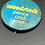 Thumbnail: Vintage 1969 Woodstock Buttons (2 buttons)