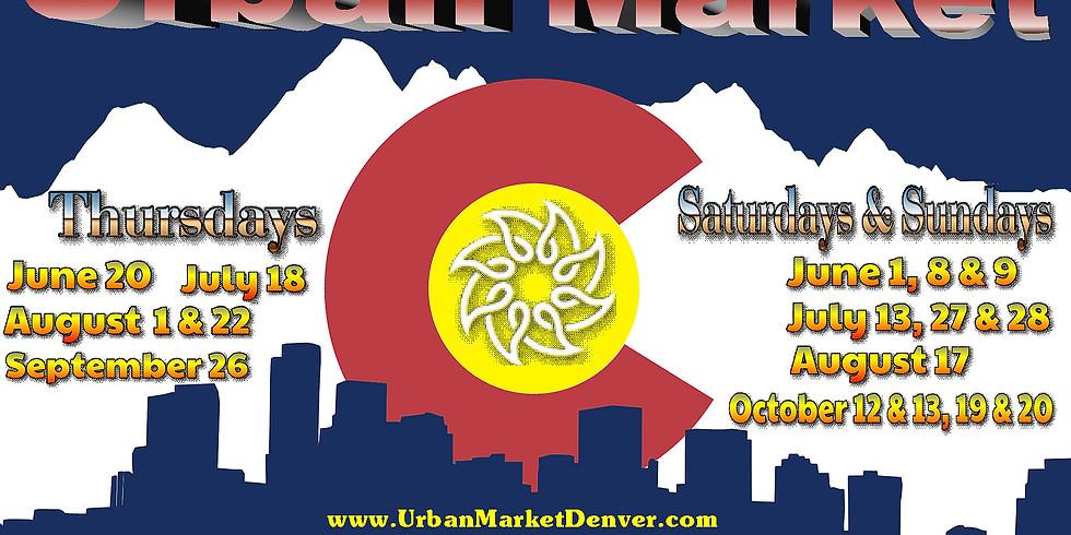 Urban Market Denver 16th Street Mall