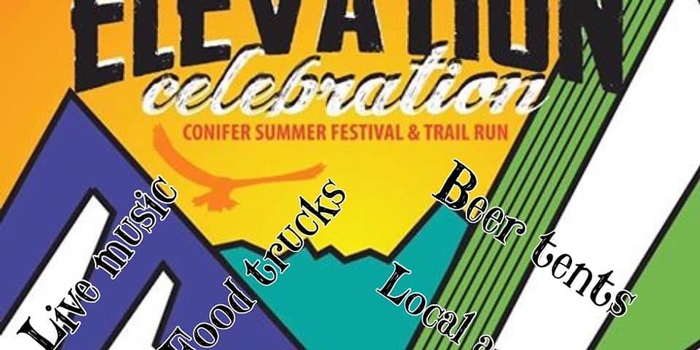 Conifer Elevation Celebration