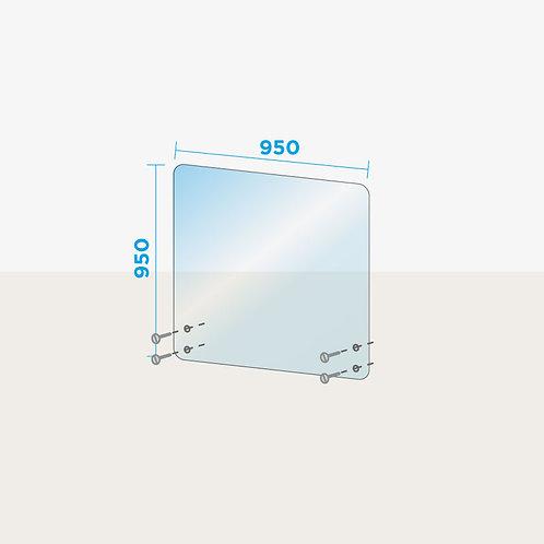 Kit de protection Caisse 950 X 950 mm