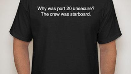 Port 20 T-shirt