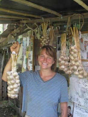 with garlic braids.JPG