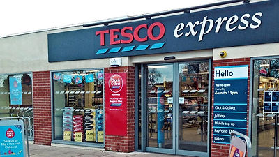 Tesco with no tills lets you grab your shopping and go