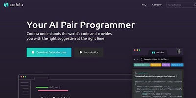 Codota picks up $12M for AI platform that auto-completes developers' code
