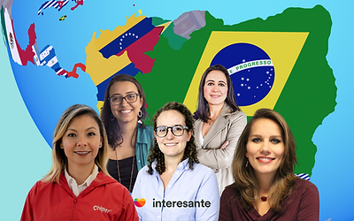 8 women revolutionizing startups in Latin America