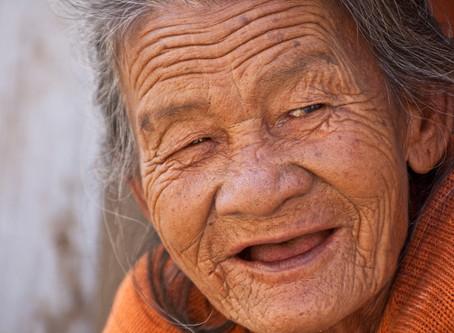 Women! Menopause and Wisdom Wrinkles