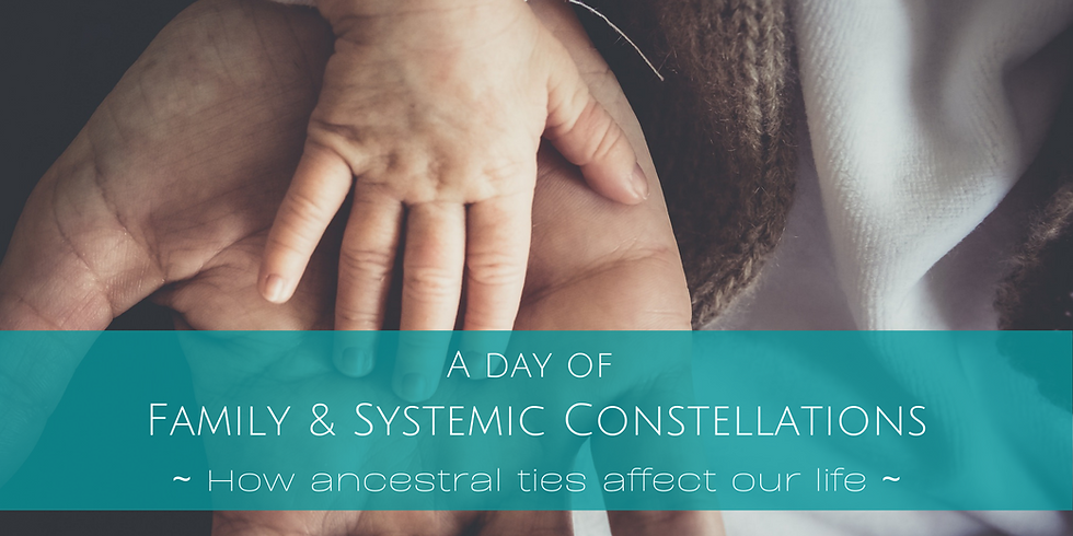 Family & Systems Constellations Workshop ~ Cooroy