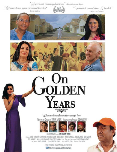 Falu's Acting Debut in On Golden Years