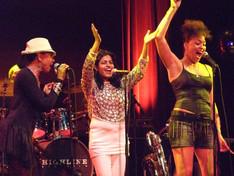 Falu with Global Noize and Maya Azucena and Nona Hendryx