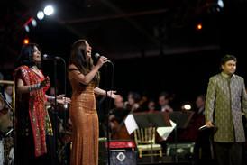 Time 100 Gala - Falu Performs with A.R. Rahman
