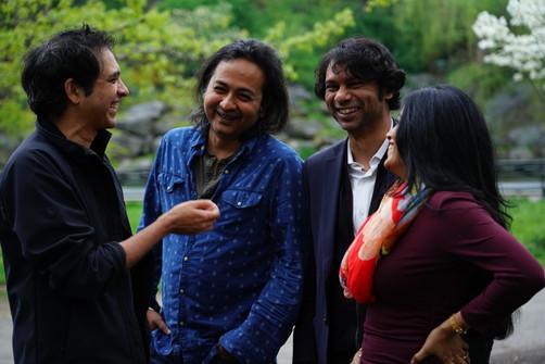 Falu's band, Karyshma