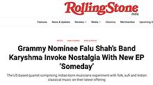 Falu ma in& Rolling Stone