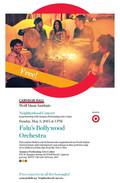 Carnegie Hall Presents Falu's Bollywood Orchestra