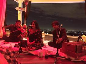 Falu's Mehfil Performance