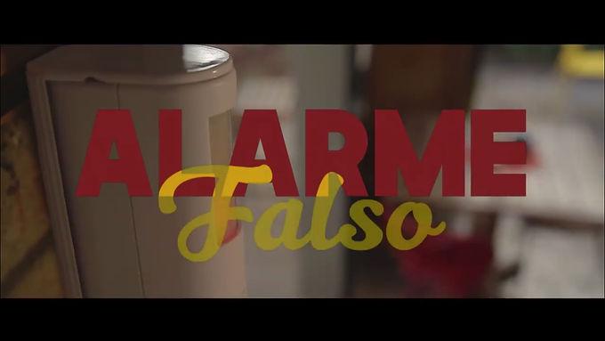 Alarme Falso
