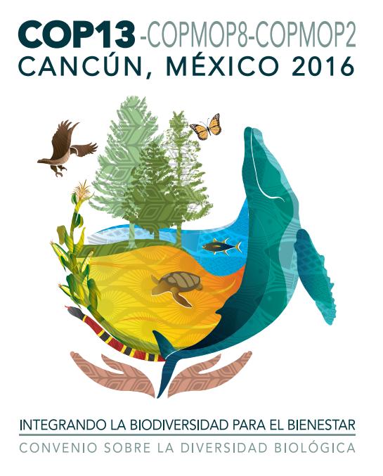 México será sede de la 13a Conferencia de las Partes (COP13).