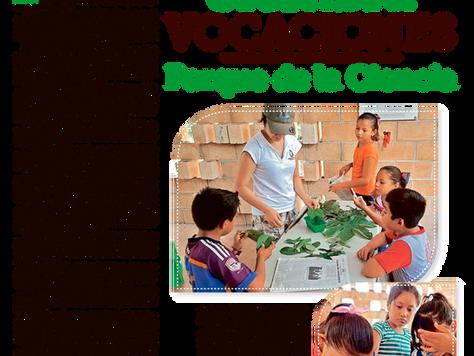 Siembra vocaciones | Parque de la Ciencia