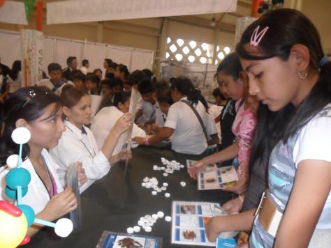 Feria de Ciencia y Tecnología del Estado de Yucatán- 2a visita