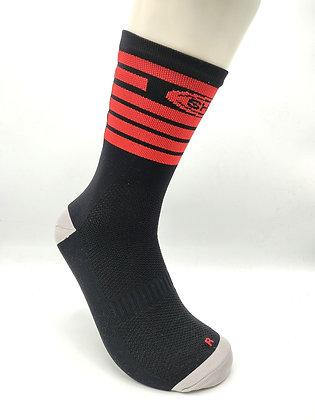 SHAO PRO21 Negro - Rojo