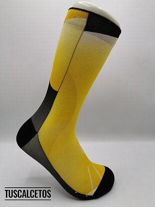 Calcetines Sublimados YELLOW PRO