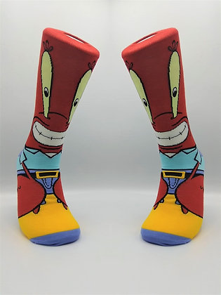 Calcetines Don Cangrejo