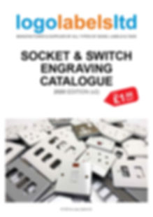 Logo Socket Engraving Catalogue Cover.jp