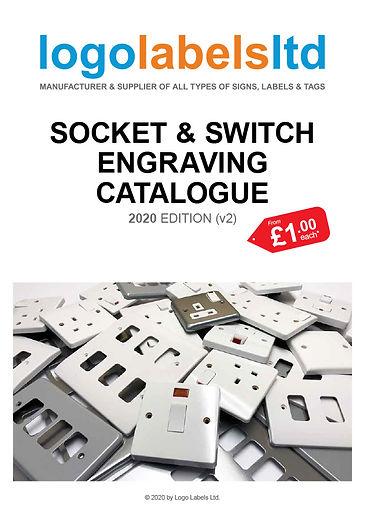 Logo Socket Engraving Catalogue Cover.jp