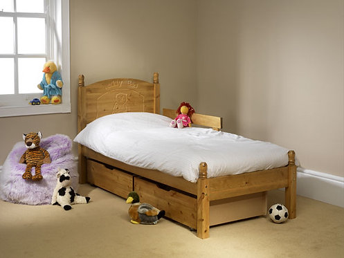 Teddy Bed