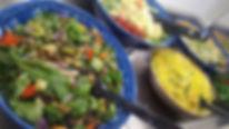 UCL salads
