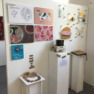 Eating With Ethics - Exhibition