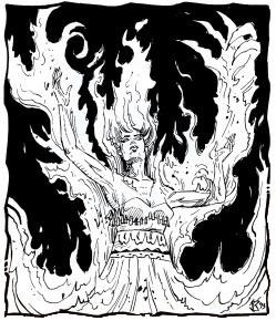 Dark Sun Cleric Spells