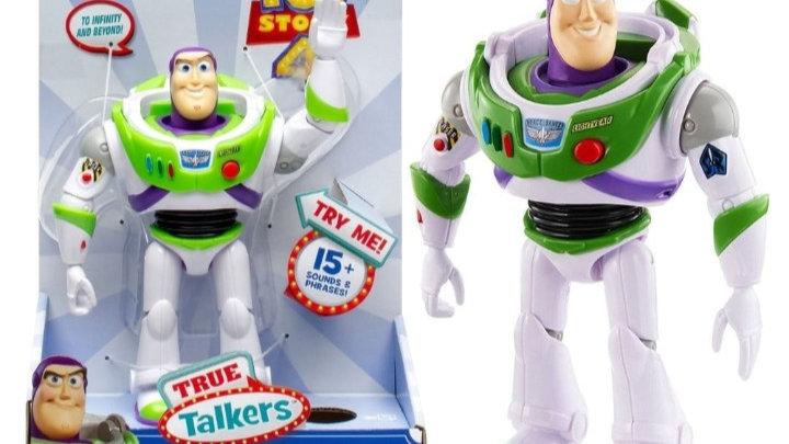 Buzz Lightyear (Toy Story) Mattel