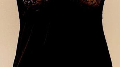 Camisola para amamentação Del Rio preto