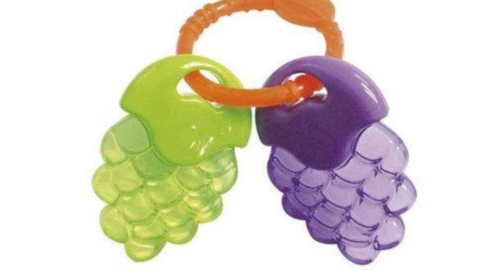 Mordedor chaveirinho uva Buba