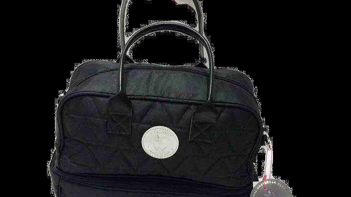 Bolsa térmica com divisões e porta chupeta Master Bag
